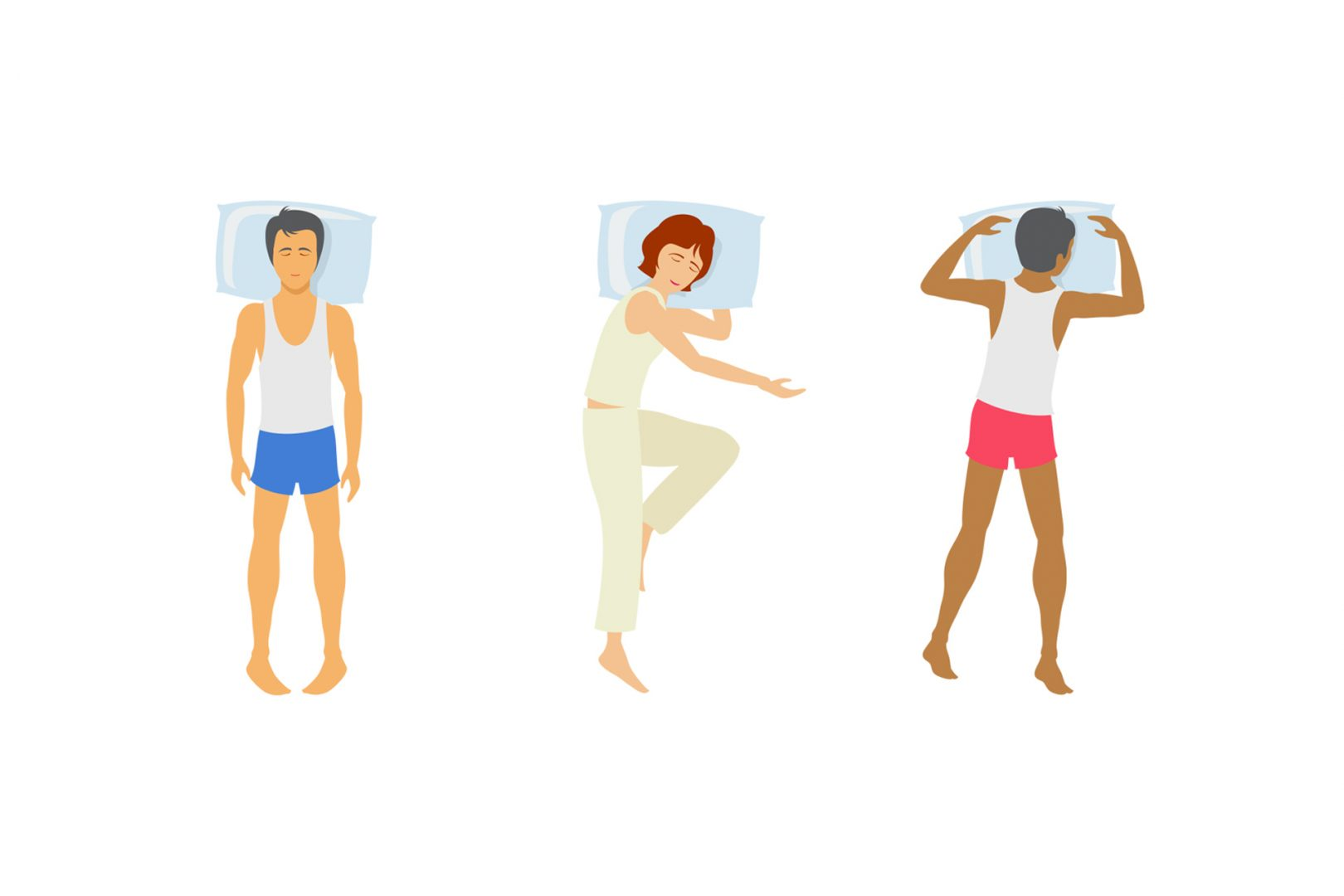 Your Guide to Sleep Better, Tonight (Hint: Your Body Position Matters)